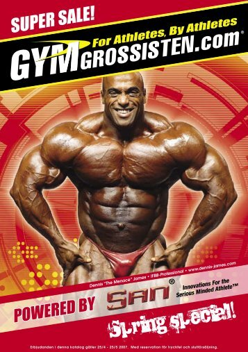 SUPER SALE! - Gymgrossisten