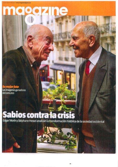 Magacine La Vanguardia 19-02-12 Laya 10 - Gil Family Estates