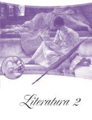 Literatura 2 - Bienvenidos