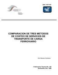 comparacion de tres metodos de costeo de servicios - Instituto ...