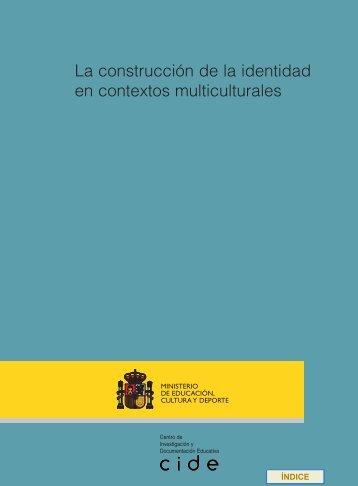 La construcción de la identidad en contextos multiculturales