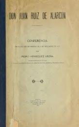 Conferencia sobre Juan Ruíz de Alarcón - Cielo Naranja