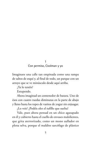 Fragmento Coolman y yo - Fira del Llibre de València