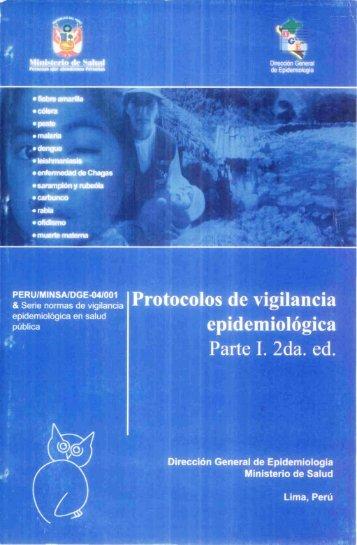 caratula graficos - BVS Minsa - Ministerio de Salud