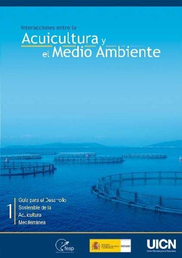 Interacciones entre la Acuicultura y el Medio Ambiente - Apromar
