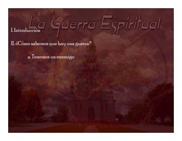 Lección 2 - Iglesia Bautista Esperanza