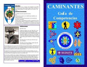 competencias - Scouts de Guatemala