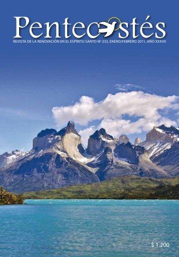 $ 1.200 - Revista Pentecostés