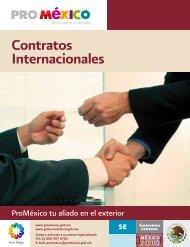 Contratos de Compraventa Internacional - ProMéxico