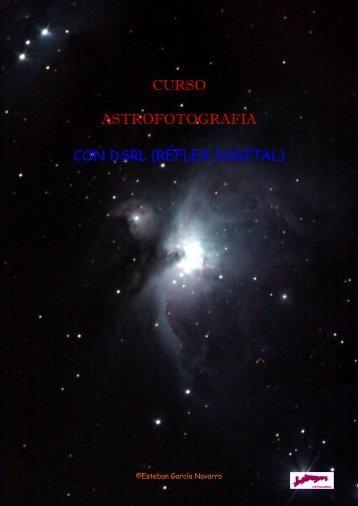 Curso de Astrofotografía - AstroCuenca