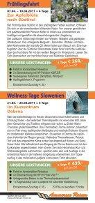 Liebe Reisegäste, - Ammersee-Reisen in Herrsching - Seite 4