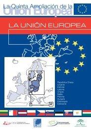 LA UNIÓN EUROPEA - Red de Información Europea de Andalucía