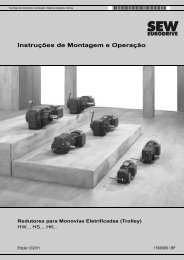 Redutores para Monovias Eletrificadas (Trolley) - Download - SEW ...