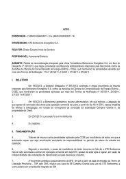 VOTO PROCESSOS: nº 48500.000659/2011-12 e ... - Aneel
