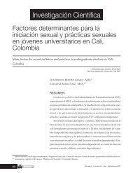 Investigación Científica - Universidad Libre