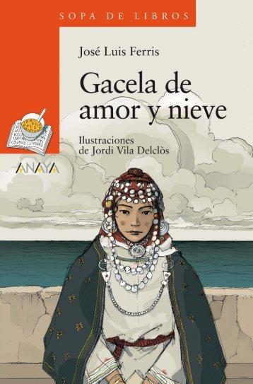 Gacela de amor y nieve (capítulo 1) - SERLIB