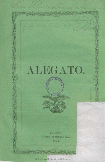 Descargar registro - Biblioteca Nacional de Colombia