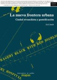La nueva frontera urbana - Traficantes de Sueños