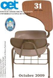 cet 31 web - Centro Herrera - Universidad Nacional de Tucumán