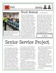 November '10 Issue - Queen of Peace High School - Page 4