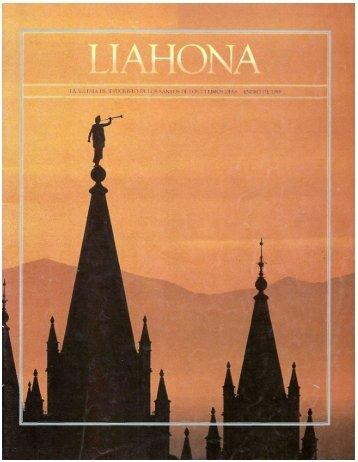 LIAHONA Enero 1988 - LiahonaSud