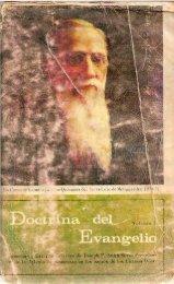 Doctrina del Evangelio