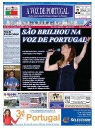 Festa de A Voz de Portugal