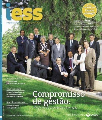 Revista IESS Nº 3 - Outono | Inverno 2008 - Hospital da Luz