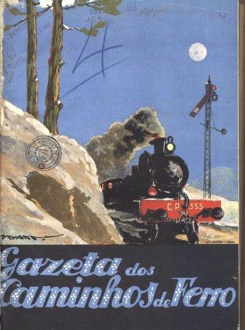 Gazeta dos Caminhos de Ferro, N.º 1321 (1 de Janeiro de 1943)