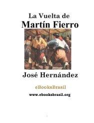 La Vuelta de Martín Fierro (1879) - eBooksBrasil