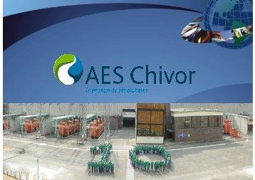 Presentación Final AES chivor congreso 43 - Consejo Colombiano ...
