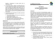 La Iglesia en tu Casa ESTUDIO 5 Los hijos: herencia ... - CCI Heredia