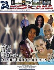 Mes de los Afroamericanos 2009.pub - US Department of State