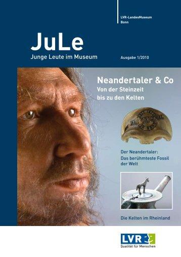 Neandertaler & Co - LVR-LandesMuseum Bonn