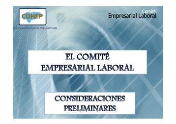 Empresarial Laboral - Consejo Hondureño de la Empresa Privada