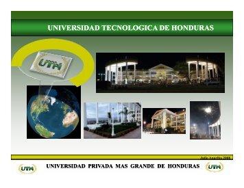 UNIVERSIDAD TECNOLOGICA DE HONDURAS - Uvigo-TV