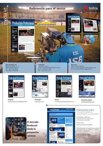 media kit - Grupo Editorial Bolina