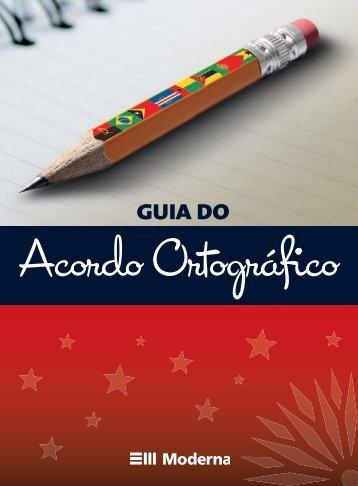 Guia do Acordo Ortográfico