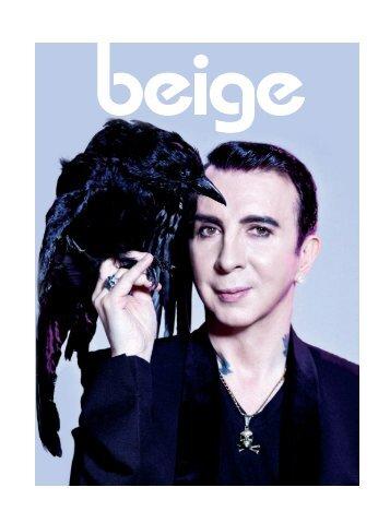 marc almond - Beige Magazine
