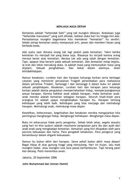 Contoh Surat Pengunduran Diri Dari Organisasi Pecinta Alam