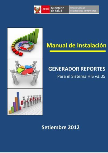 Manual del Usuario – Generador de Reportes HIS v3.05