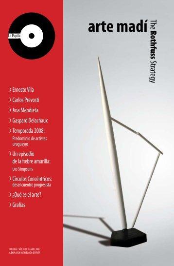 arte madí - Revista La Pupila