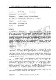 Microsoft Word - 17739072\252.doc - Secretaria de Estado de ...