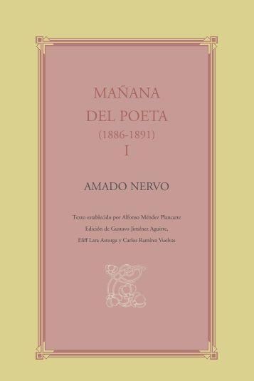 Mañana del poeta - Amado Nervo
