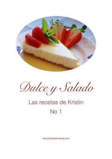 Receta Página - Pasteles y pan caseros