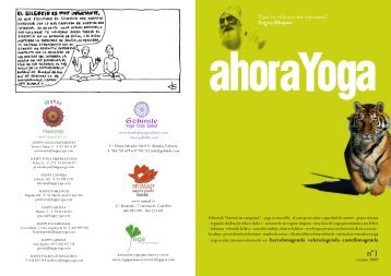 Descargar revista - Happy Yoga