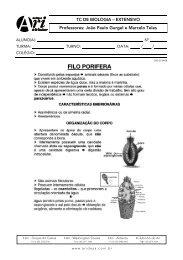 TC DE BIOLOGIA – EXTENSIVO Professores: João Paulo Gurgel e ...
