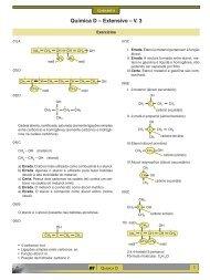 Química D – Extensivo – V. 3