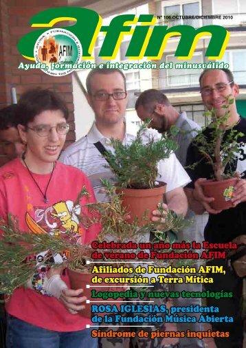 Revista AFIM - Fundación AFIM