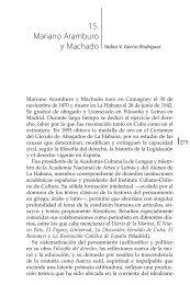 15. Mariano Aramburo y Machado - Proyecto Ensayo Hispánico